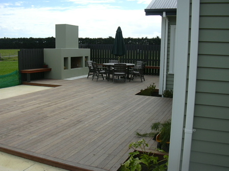 After before after welcome to the outdoor space for Outdoor spaces nz